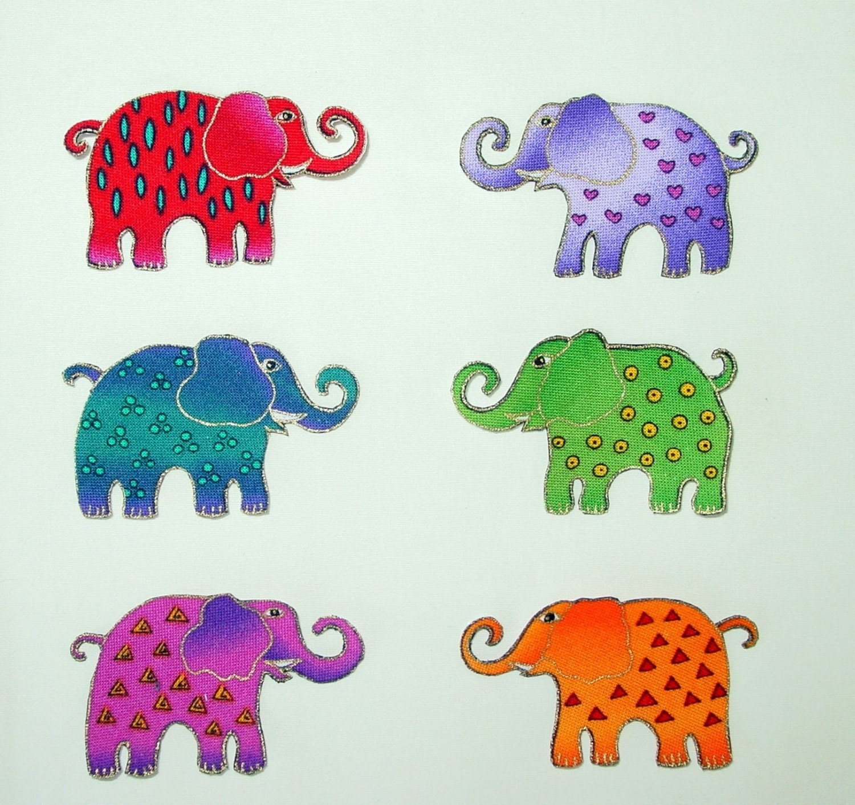 Elephant Decal Etsy Il Fullxfull