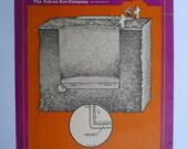Lou Reed The Velvet Underground - Vulcan Gas Company 1969 Concert Handbill