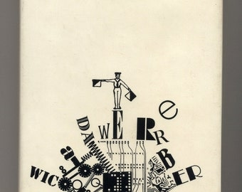 Roy Kuhlman dustcover design - The Ticket That Exploded by William S. Burroughs