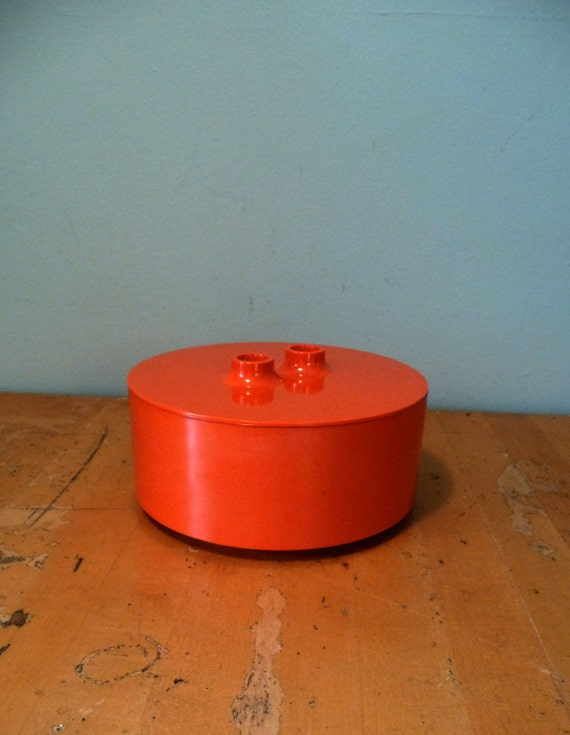 Massimo Vignelli for Heller - Bowl with Lid