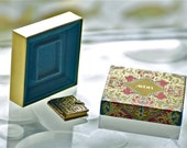 Avon Calling-Lil Avon Perfume Book in a Beautiful Box with Flocked Lining