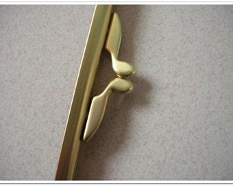 8 inch  golden purse frame bag frame handbag frame handbag hardware bag hardware