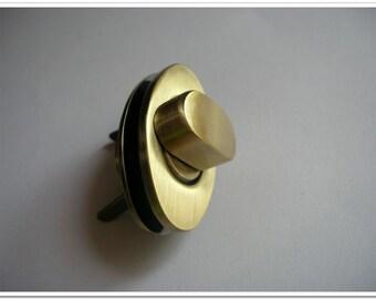 4cm twist-locks Purse Flip Locks puse locks Anti bronze