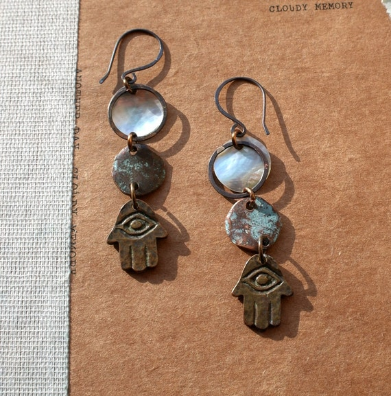 Sister Moon Earrings