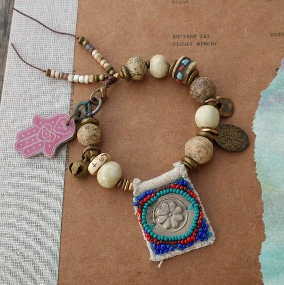 Tundra Flower Bracelet