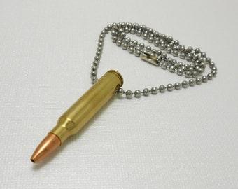 Bullet Necklace - .223 Bullet Charm / Pendant