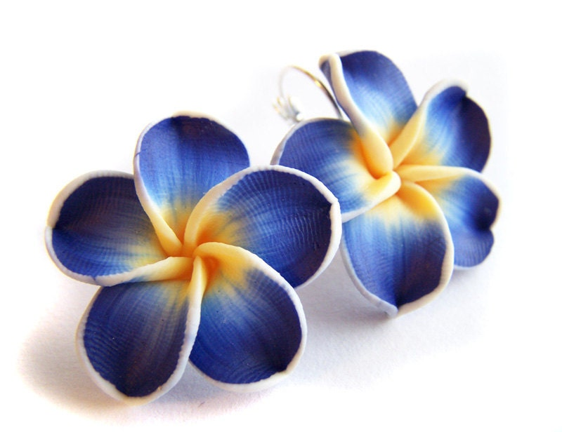 Blue Hawaii Flower 9