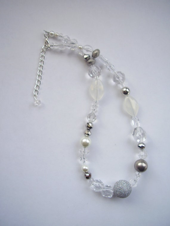 how to clean up pearl necklace
