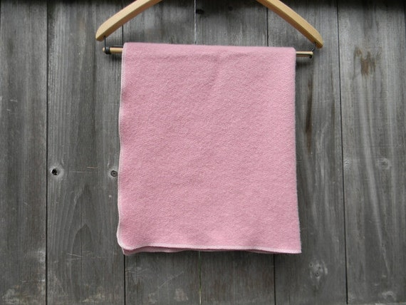 "Organic New 100% Wool Puddle Pad Wool Crib Pad Mattress Pad Wool Pad In Pink  25""X30"""