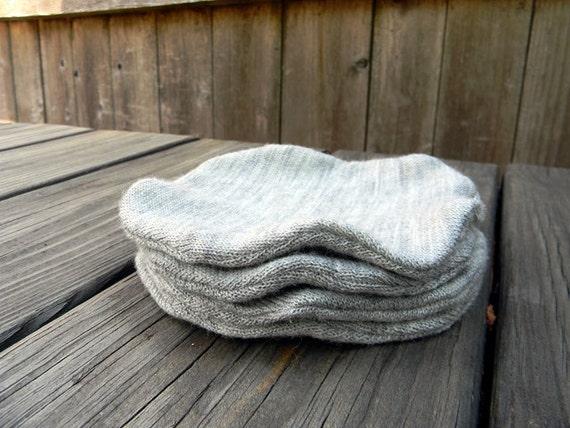 Pure Wool -Organic Washable Breastfeeding Nursing Pads - Made To Order