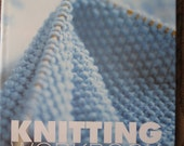 Knitting Workbook - Hardcover Book