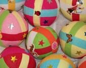 Children's Surprise Balls, Assortment of Six