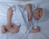 reborn baby Esther, from the Serene kit by T.Yarie with Eselle Wosjnuk limbs