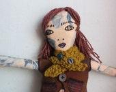 violet the rag doll