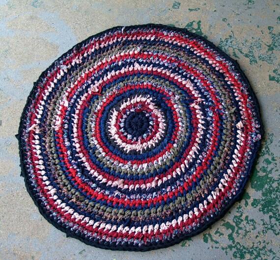 Gypsy Recycled Rag Rug