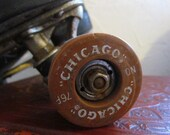 Vintage men's Chicago Roller Skates