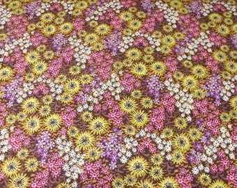 SALE REDUCED Fabric By The Yard  by Robert Kaufman  1 Yard  Just Dandy by Josephine Kimberling