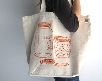 Canvas tote bag | Etsy