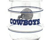 Vintage Dallas Cowboys Glass - NFL Glass