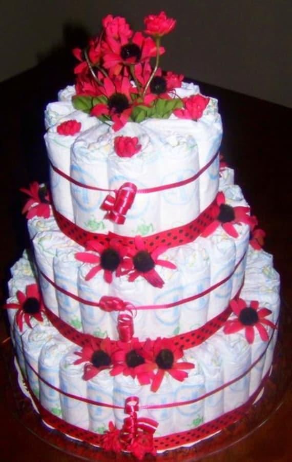 The Lady Bug Cake