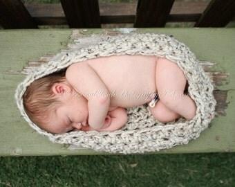 Chunky Baby Bowl Newborn Egg in Oatmeal