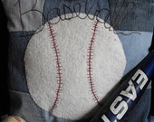 Baseball Bleachers Cushion Stadium Seating Recycled Denim