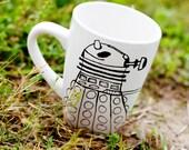 The Original Dalek Doctor Who MMMug Mug / Tea Cup Dr. Who