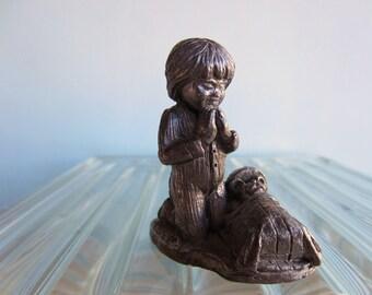 Michael Ricker Pewter Figurine