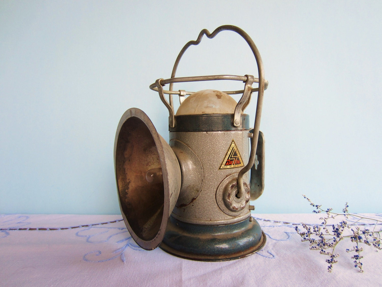 Railroad Lantern Delta Powerlite Lantern Made In Usa