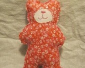 Pink and Terrycloth Bitty Hunger Bear