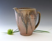 Wood Fired Pitcher- 6 cups