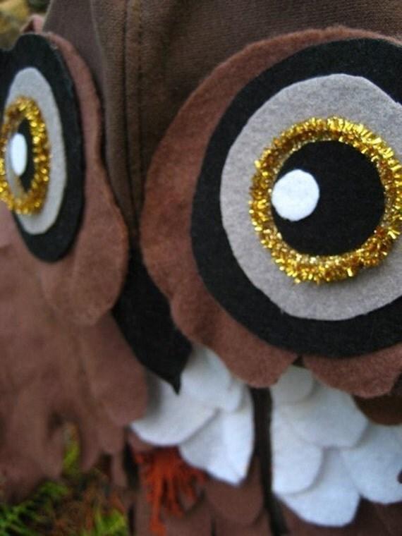 Sweet brown owl original toddler halloween dress up costume for Comcostume halloween homme original