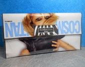 COSMOPOLITAN Recycled Magazine Wallet