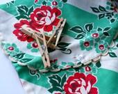 Vintage Clothespin Bag.