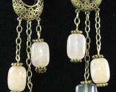 Morrocan Gemstone Earrings