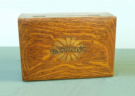 Wooden Humidor Cigar Box Tin Lined