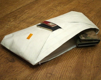 Japanese Tyvek Clutch