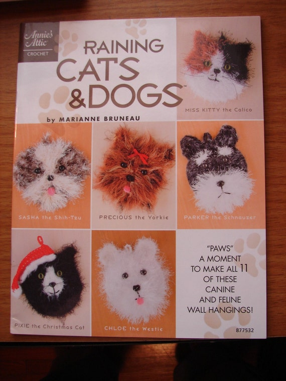 Destash Crochet Book