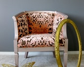 Gina's Custom Ordered Pair of Fireside Chairs