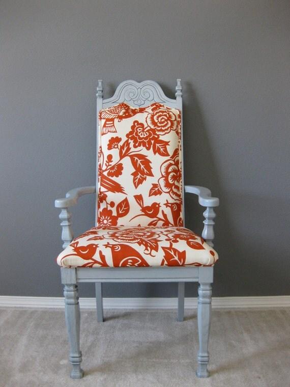 Orange A Day Chair