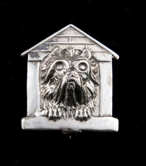 In the Dog House Pin