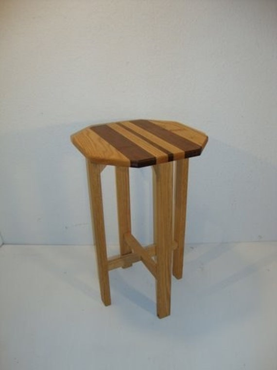 Large  ANYWHERE Table   --- 10x10x19 Tall --  with John's Woods Signature Pattern  XST3 Design