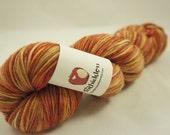 Merino/Nylon Sock Yarn - Footloose - Fantasy Autumn