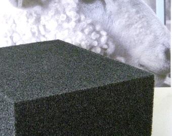 Needle Felting Foam Pad Work Surface - 12 x 7 x 2 inches