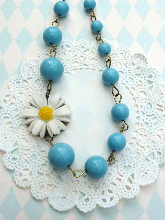 Daisy And Prudence Necklace