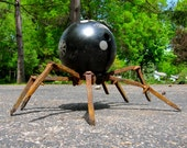 RESERVED FOR ANITA 20% off art for your garden - spider