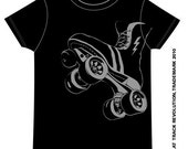 FTR Power skate T-shirt - Roller Derby