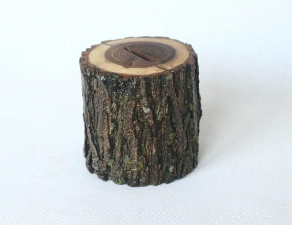 Natural Log Coin Bank