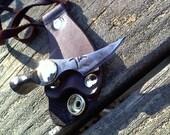 RavenBlade  Mini Skinner  Neck Lace Knife