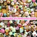 Kawaii Miniature Sweets Cabochon Mix Assorted Decoden Sweets Cabochon Set Polymer Clay Sweets Deco Cellphone Deco (30 pcs BY RANDOM) MX-SW30